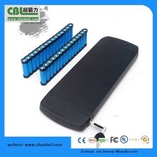 2017 hot sell samsung 36v lithium ion battery Pack Jilong 02 for electric bicycle battery Pack Jilong 02