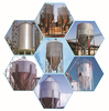 2015 High quality new style steel grain silo manufacturers