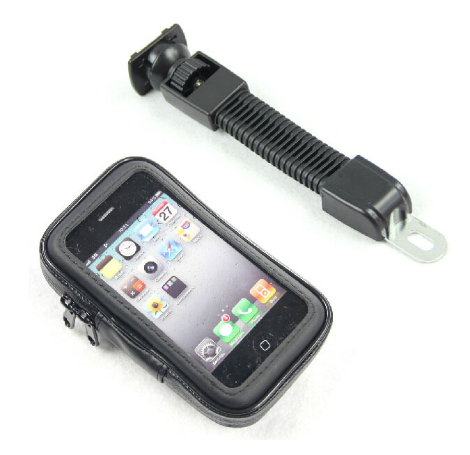 waterproof bike mount motorcycle phone holder