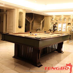 2015 The 6th generation logo pool with good table dimension on sale