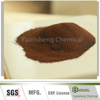 Low Price Sodium Lignosulfonate de Sodium ( SF-3 ) / lignosulfonate liquide / Solid content 45% ph 9 leather tanning chemicals