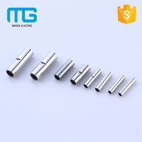 Wholesale automotive Non-insulated electrical butt connector types
