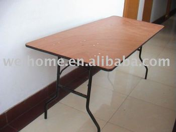 F1202 Rectangular folding table