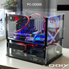 PC-D008S Horizontal ATX Computer Gaming Case Custom Computer Case Manufacturer Design