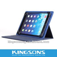 10 inch tablet hard case, leather case for 6 inch tablet pc