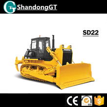 220hp used cheap bulldozer and bulldozer spare parts of shantui sd22