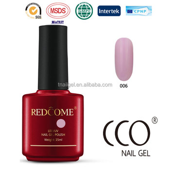 CCO manufacturers supply paint color gel nail polish
