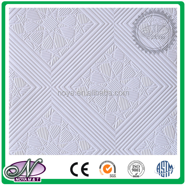 Hot sell floor with designs gypsum board wall partition