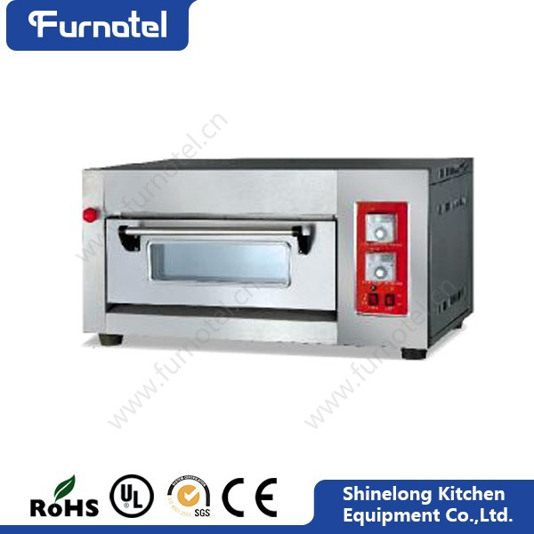 Bakery Equipment Stainless Steel 1-Layer 1-Tray Gas Names For Bakery Equipment
