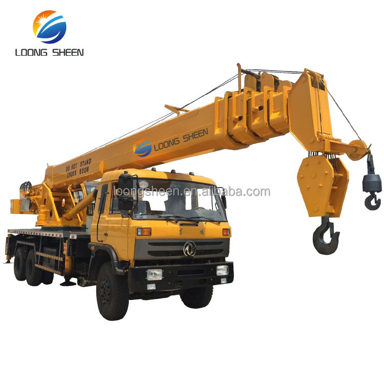 Best Price China Hydraulic truck cane 25 ton mobile crane for sale