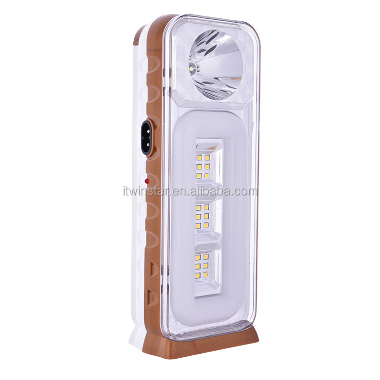 2016 hot sale dp prices of China portable rechargeable led emergency light , solar led emergency lighting led