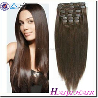 Top quality hair extensions double weft natural way european New Arrival 14 inch clip in human hair extensions