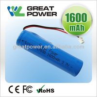 18650 panasonic li-ion battery