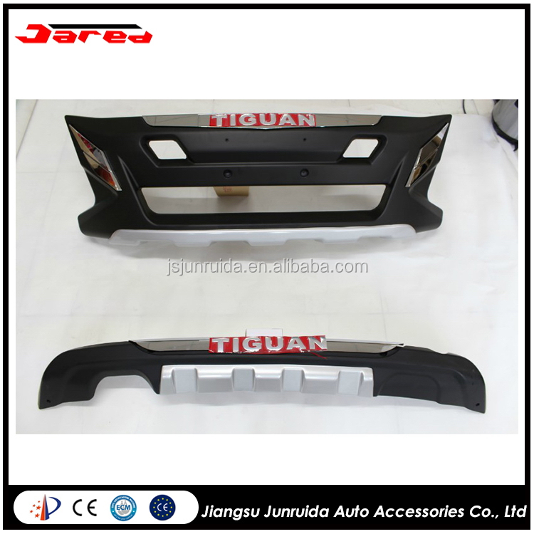 Customized top sell front bumper spoiler for vw
