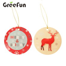 Paper Hang Tags, Great for Christmas Accessories