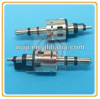 2.5mm stereo plug of dc plug 22 with copperband diameter 6.0 connector