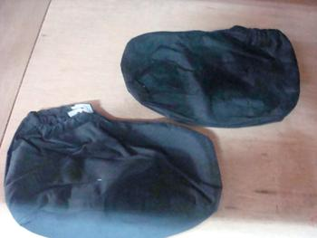 shoe cover cloth