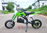 NEW hot selling alloy suspension 200w brushless hub motor high power electric dirt bike