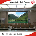 Light weight p10 full color led indoor billboard