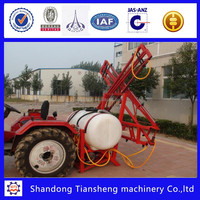 3W series of boom sprayer about long-distance sprayer