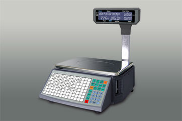Barcode Label Weighing Scale