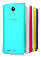 Original ZOPO ZP590 4.5'' 3G Android Phone Quad Core MTK6582M 1.3GHz RAM 512MB+ROM 4GB Dual SIM WCDMA & GSM Dual Camera