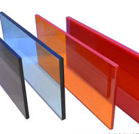 decoration material extruded plexiglass sheet/PMMA sheet