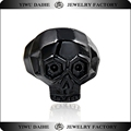 Daihe Custom Stainless steel Black Skull young boy ring