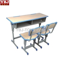Kids Park Double lift desks and chairs kids study table and chair