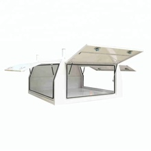 Fabricated Aluminum UTE canopy
