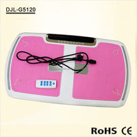 Slim Vibration Massage Machine with seat cushion