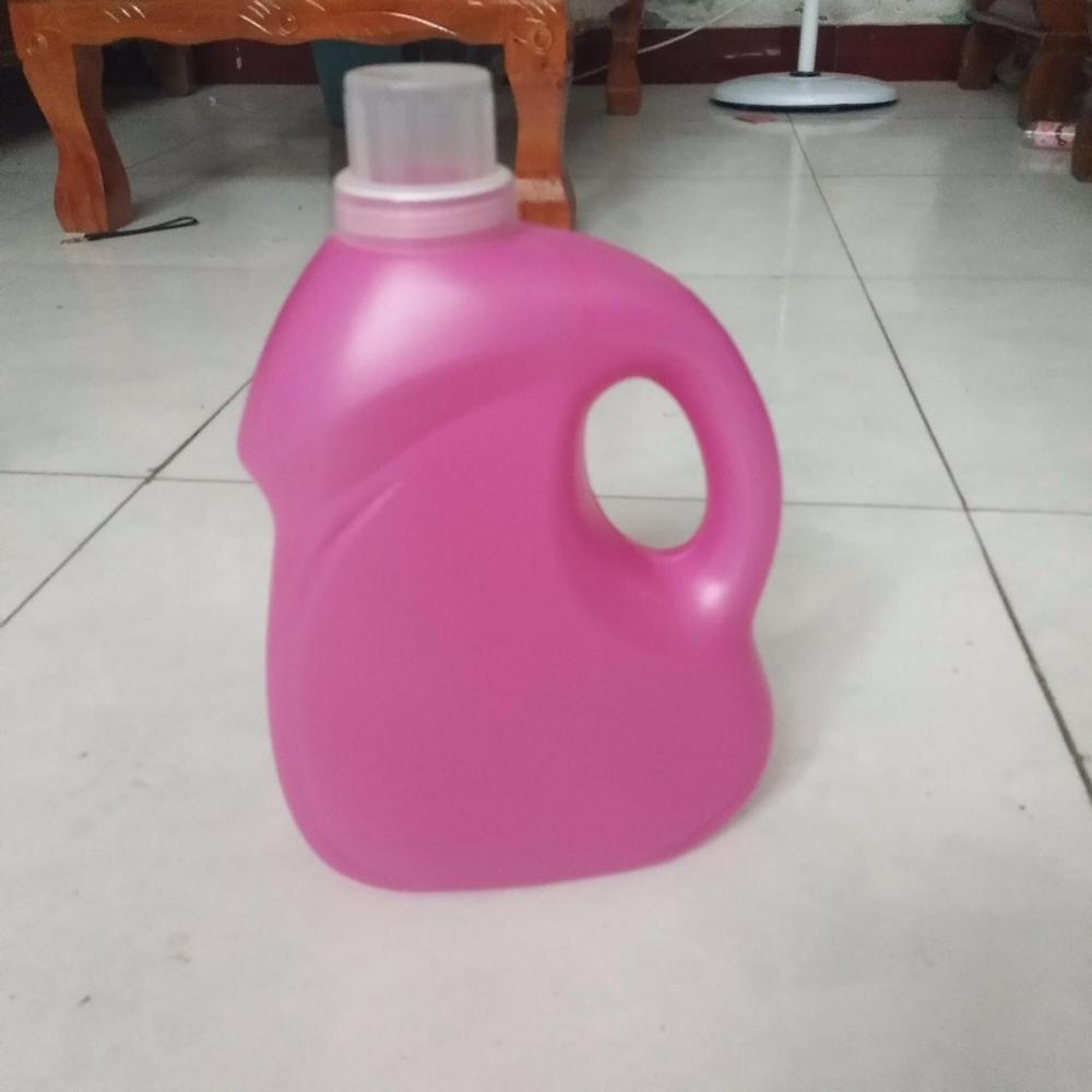 Professional manufacture HDPE 1 litre plastic laundry detergent bottle with cheap price