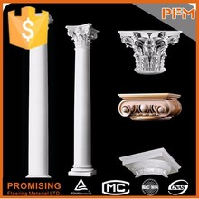 2015 PFM hot sale natural antique marble roman column pillar capital