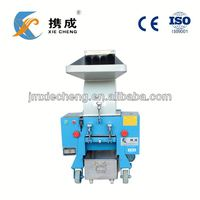 plastic rubber shredder grinder crusher machine