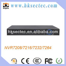 8/16/32/64 Channel 1U Network Video Recorder Dahua NVR
