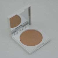 Smooth compacting Mineral face powder