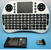 2.4GHz Wireless Fly Air Gyro Sensing Mouse Smart Keyboard for Samsung tv/PC/Android/PS3/HTPC