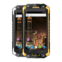 OEM L15 rugged smartphone 3g wcdma level waterproof rugged mobilephone NFC OTG SOS, ip68 walkie talkie rugged phone