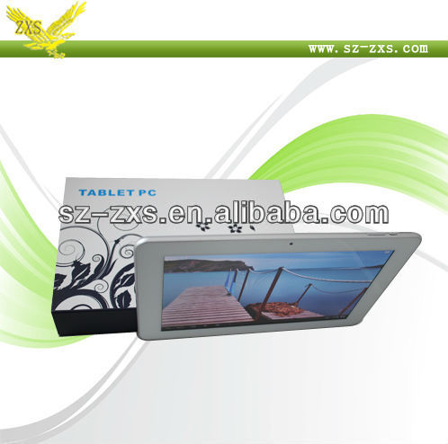 Shenzhen Zhixingsheng android big screen wifi pad A10-949