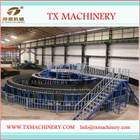 Tube production making steel pipe welding machine mill line