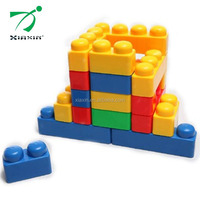Plastic building blocks injection mold/Children's toy professional design customization