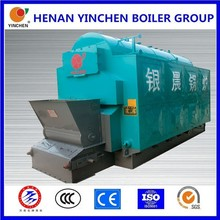 Excellent industrial condensing biomass steam boiler ,steam turbine for power palnt manufacturer in China