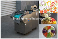 High efficiency!!! Multi-function industrial electric vegetable cutter with the factory price
