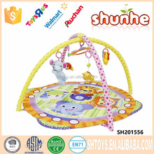 promotional kids plastic toy play baby mat