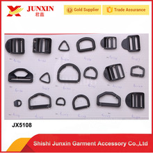 China Wholesale Key Paracord Buckle Plastic Ribbon Buckle