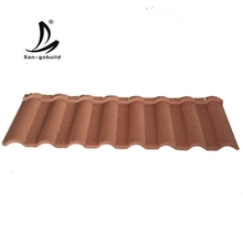 galvalume stone coated roof tile with high strong corrosion resistance