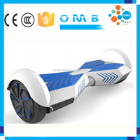 Samsung Li Battery 4400mh 125 cc Electric Scooter Self Balancing Bluetooth Hoverboard Electric Scooter