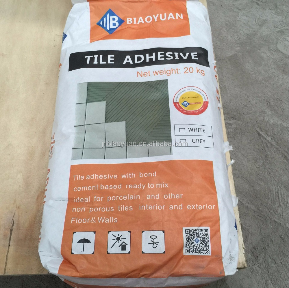 Flexible Rapid Setting Cement Based Floor And Wall Tile Adhesive