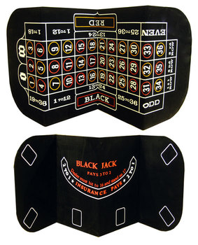 3-in-1 Poker Table Top