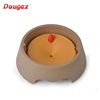Wholesale Creative pet dog bowl water splash prevent buoyant force bowl automatic dog water feeder bowl